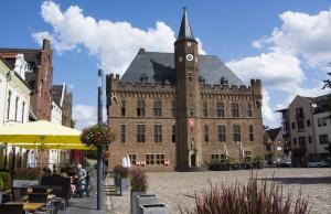 Rathaus Stadt Kalkar